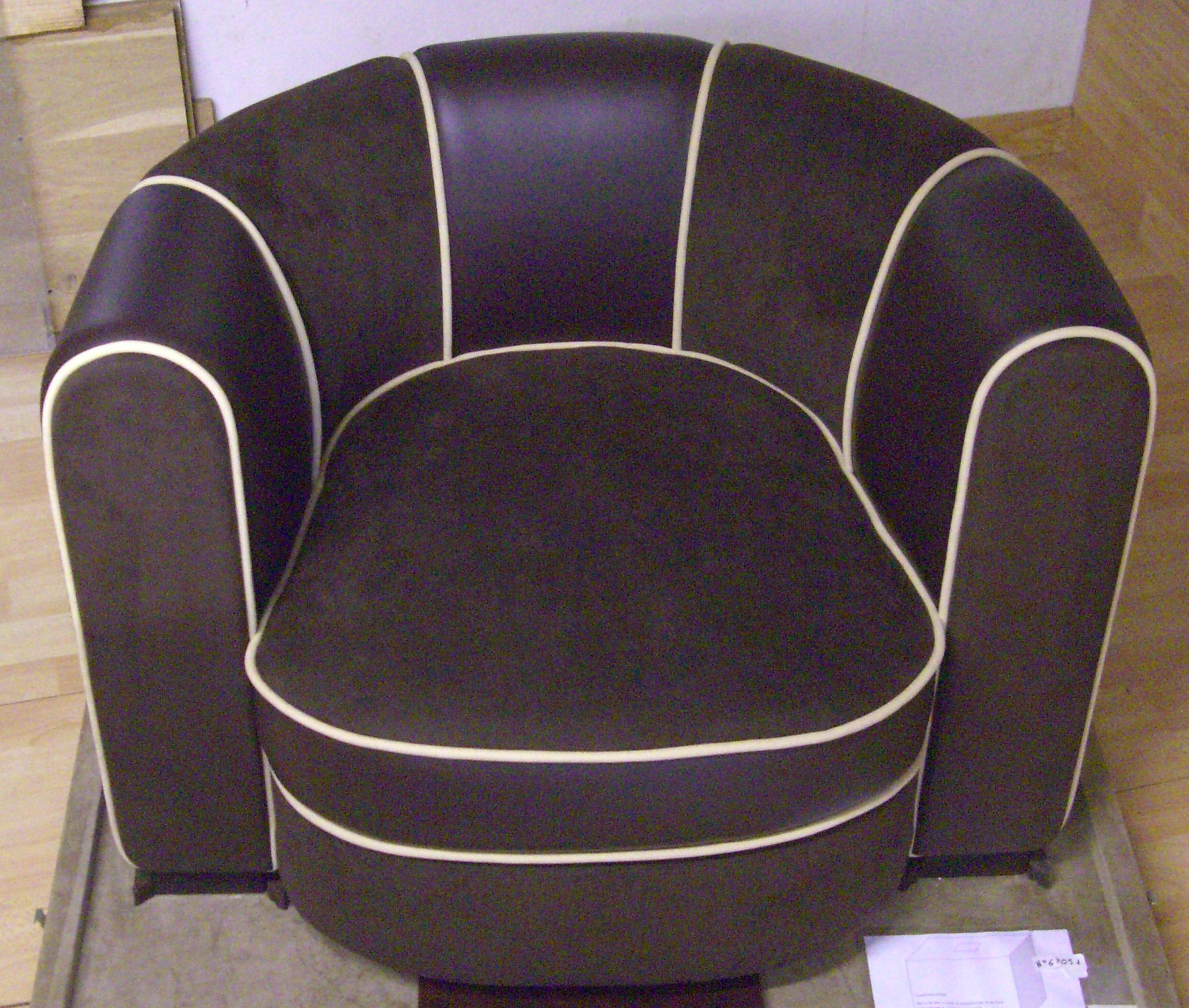 Laurent Daniel fauteuil concours MOF janvier 2010
