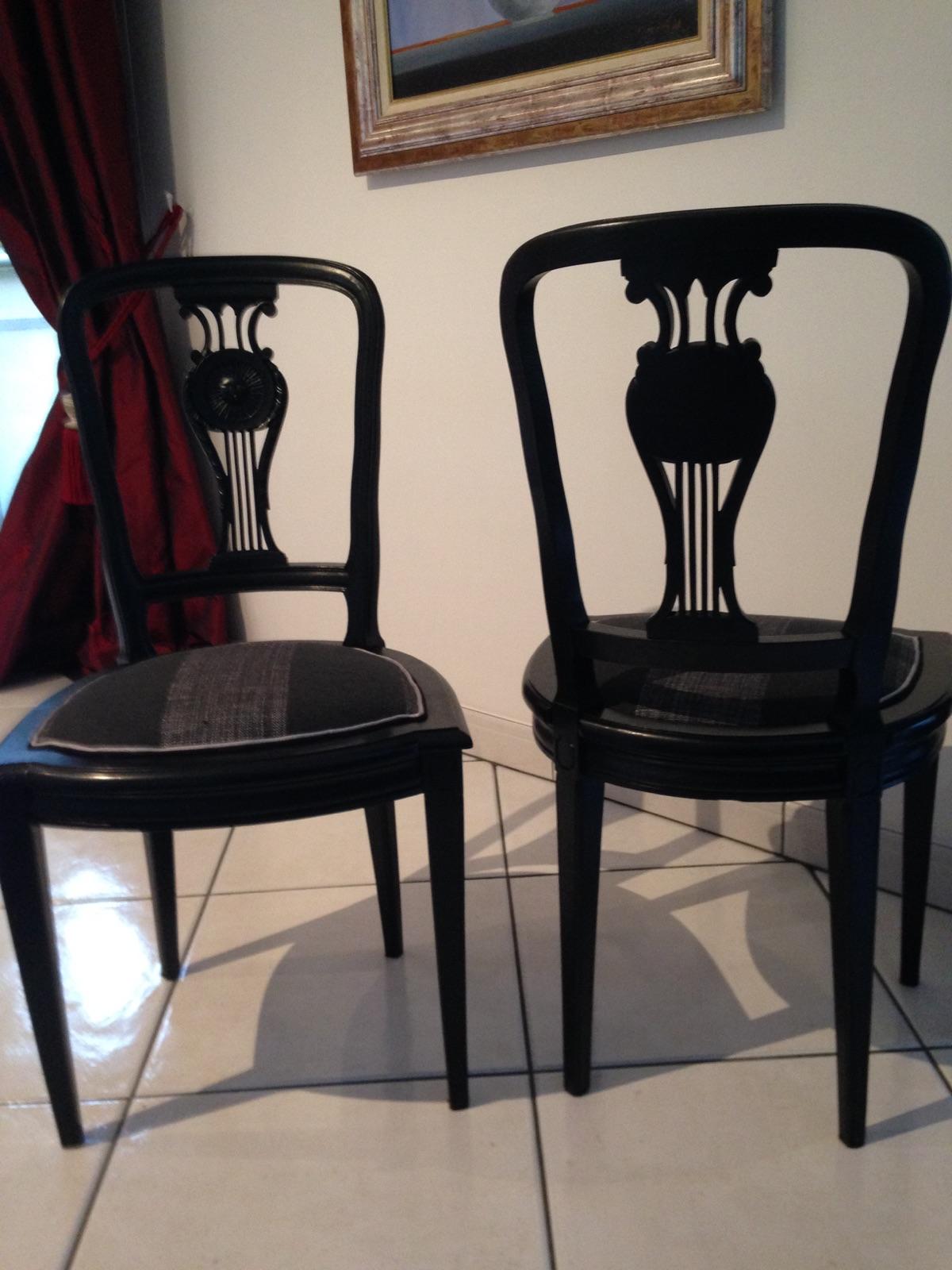 Adrom, formation tapisserie, galerie fauteuil du mois, janvier 2018, chaises