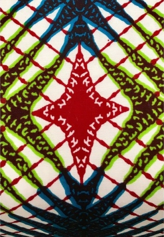 Adrom, formation tapisserie, galerie fauteuil du mois, mai 2018, tissu wax