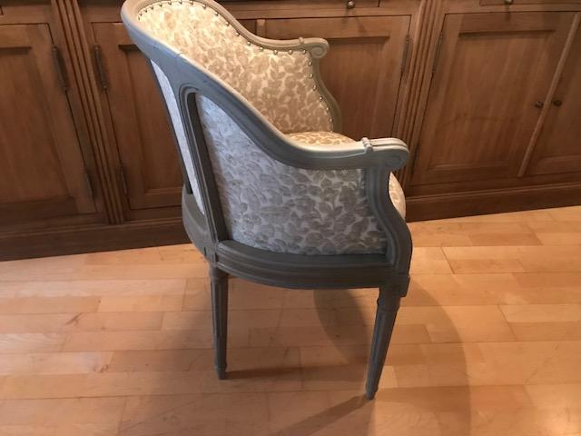 Adrom, formation tapisserie, galerie fauteuil du mois, novembre 2018