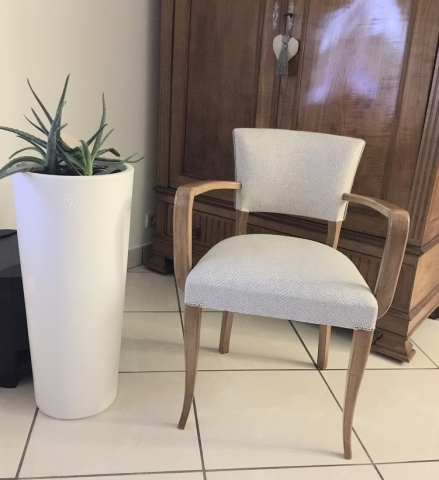 Adrom, formation tapisserie, galerie fauteuil du mois, décembre 2018