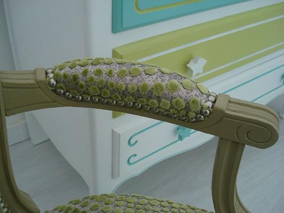Adrom, formation tapisserie, galerie fauteuil du mois, février 2019