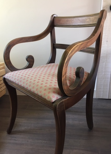 Adrom, formation tapisserie, galerie fauteuil du mois, avril 2019