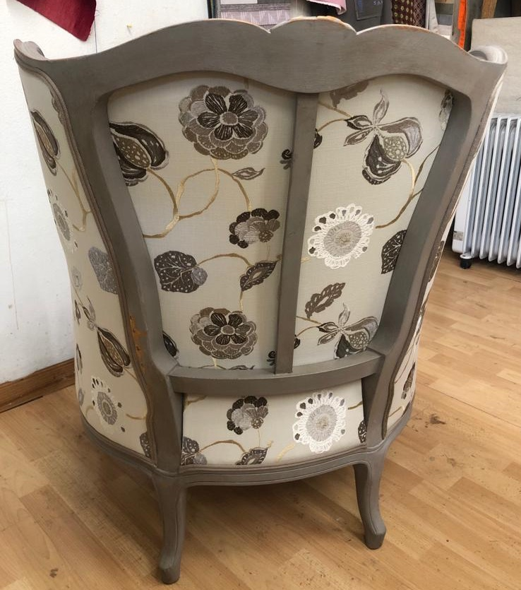Adrom, formation tapisserie, galerie fauteuil du mois, septembre 2019